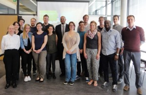 M. Abdel-Samie - Presentation at the University of Fribourg (7)
